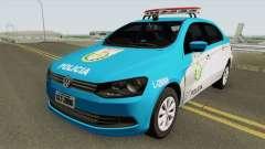 Volkswagen Voyage G6 PMERJ for GTA San Andreas