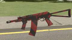 SAIGA-12 RED BLOOD for GTA San Andreas