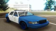 Ford Crown Victoria Classic Police for GTA San Andreas