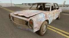 Rusty Benefactor Glendale for GTA San Andreas