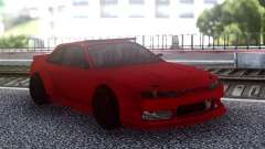 Nissan 200SX S14 Rocket Bunny Custom for GTA San Andreas