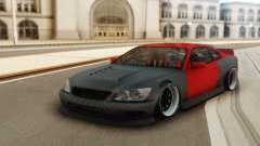 Nissan Silvia S15 Facelift Toyota Altezza for GTA San Andreas