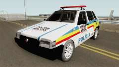 Fiat Uno Mille Multifuncional PMMG for GTA San Andreas