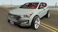 Hyundai Santa Fe 2015 HQ for GTA San Andreas