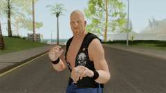 Stone Cold With Vest for GTA San Andreas