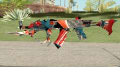 AKM Deep Freeze Bugged for GTA San Andreas