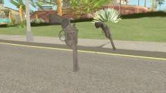 Webley 38 for GTA San Andreas