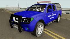 Nissan Frontier - Politia De Frontiera 2014 for GTA San Andreas