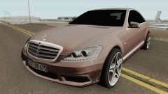 Mercedes-Benz W221 HQ for GTA San Andreas