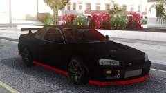 Nissan Skyline R34 Drift Sport for GTA San Andreas
