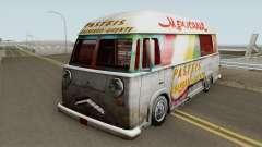 Hotdog Van Lanche Mexicana for GTA San Andreas