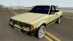 Ford Escort XR3 1986 Cabriolet for GTA San Andreas