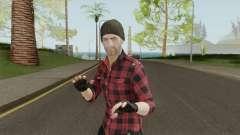 PUBG Skin 4 for GTA San Andreas