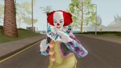 Pennywise It 1990 for GTA San Andreas