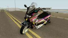 Yamaha NMax Lowrider