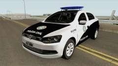 Volkswagen Voyage G6 PCERJ DPCA for GTA San Andreas