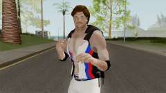 AJ Style With Vest for GTA San Andreas