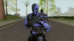 Deathstroke Blue for GTA San Andreas