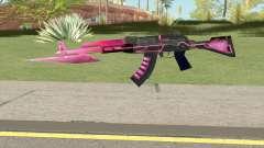 AKM FATAL ROMANCE for GTA San Andreas