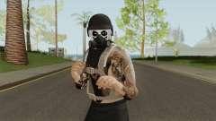 Skin Ramdon GTA Online Con Normalmap for GTA San Andreas