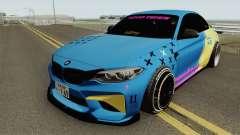 BMW M2 LowCarMeet for GTA San Andreas