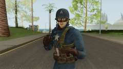 American Soldier for GTA San Andreas
