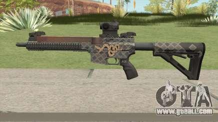 CSO2 AR-57 Skin 2 for GTA San Andreas