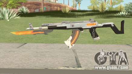 AKM Singularity for GTA San Andreas