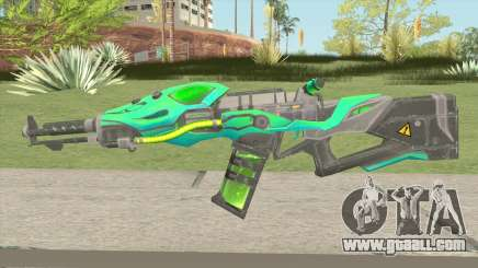 AN94 Bio Blaster for GTA San Andreas
