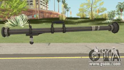 The Batman Who Laughs Rocket Launcher for GTA San Andreas