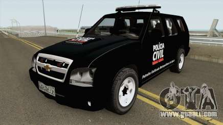 Chevrolet Blazer 2012 PUMA PC-MG for GTA San Andreas
