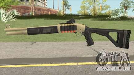 Mossberg 590 Semi-Auto Shotgun for GTA San Andreas