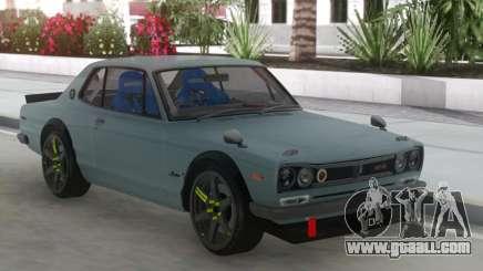 Nissan Skyline GT2000 Drift for GTA San Andreas