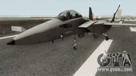 Boeing F-15 Eagle for GTA San Andreas