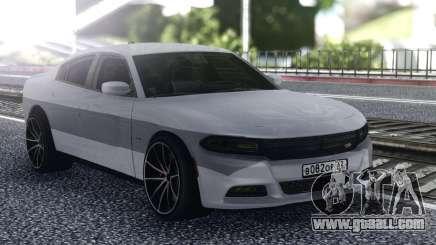 Dodge Charger RT 2016 Sedan for GTA San Andreas