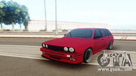 BMW M3 E30 Touring for GTA San Andreas