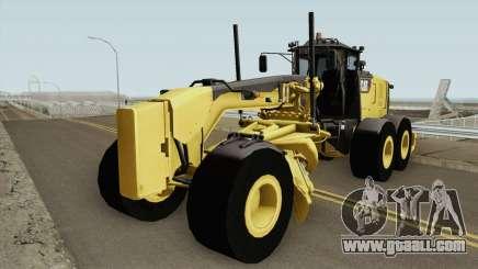 Caterpillar 140M3 Motor Grader for GTA San Andreas
