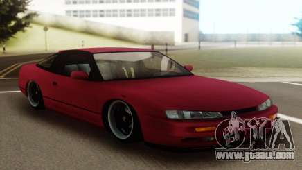 Nissan 180SX Facelift Kouki for GTA San Andreas