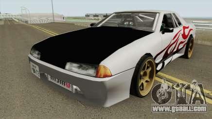 Elegy Drift Edit V2 for GTA San Andreas