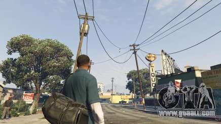 Backpack Inventory 2.9b for GTA 5