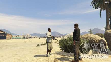 Weapon and Vehicle Trader 1.4 for GTA 5