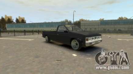 Nissan Datsun (D21) Hardbody v1.0 for GTA 4