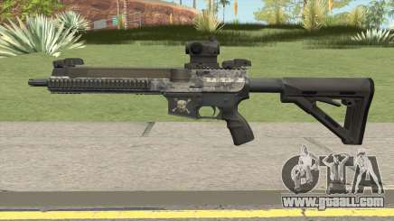 CSO2 AR-57 Skin 3 for GTA San Andreas
