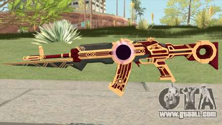 AN94 Harvester Bugged Wrong Gun for GTA San Andreas