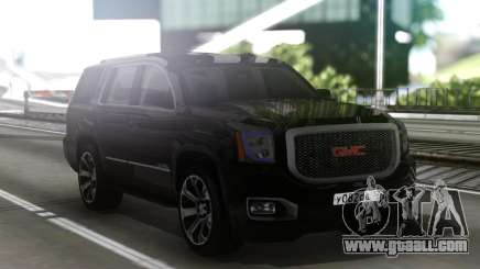GMC Yukon Denali for GTA San Andreas