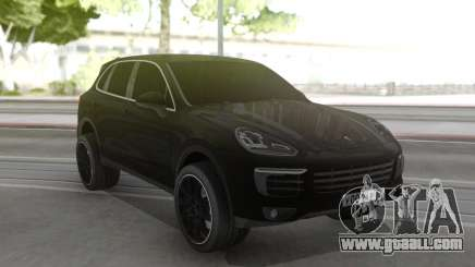 Porshe Cayenne S for GTA San Andreas