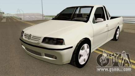 Volkswagen Saveiro G3 Tunable for GTA San Andreas
