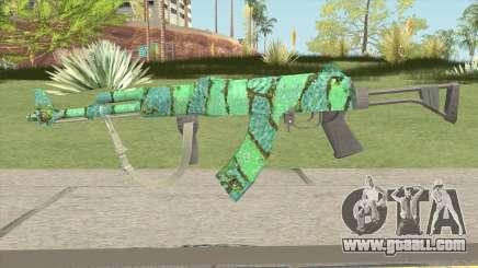 AKM Chameleon for GTA San Andreas