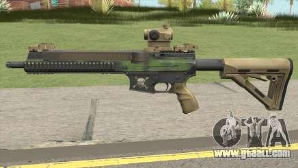 CSO2 AR-57 Skin 4 for GTA San Andreas