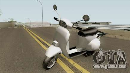 Faggio LE for GTA San Andreas